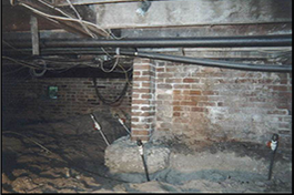 Foundation Repair & Underpinning